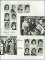 1985 Nerinx Hall High School Yearbook Page 70 & 71