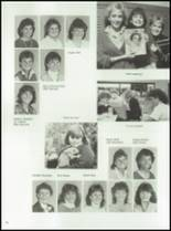 1985 Nerinx Hall High School Yearbook Page 74 & 75