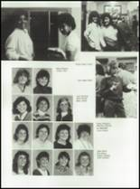 1985 Nerinx Hall High School Yearbook Page 76 & 77