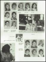 1985 Nerinx Hall High School Yearbook Page 80 & 81