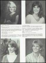 1985 Nerinx Hall High School Yearbook Page 90 & 91