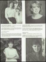 1985 Nerinx Hall High School Yearbook Page 92 & 93