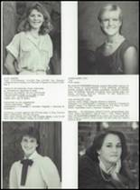 1985 Nerinx Hall High School Yearbook Page 98 & 99