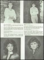 1985 Nerinx Hall High School Yearbook Page 102 & 103