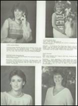 1985 Nerinx Hall High School Yearbook Page 104 & 105