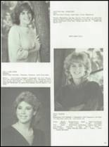 1985 Nerinx Hall High School Yearbook Page 110 & 111