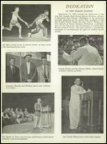 1957 San Angelo Central High School Yearbook Page 12 & 13