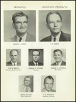 1957 San Angelo Central High School Yearbook Page 16 & 17