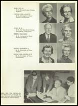 1957 San Angelo Central High School Yearbook Page 18 & 19