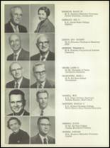 1957 San Angelo Central High School Yearbook Page 20 & 21