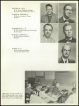 1957 San Angelo Central High School Yearbook Page 24 & 25