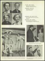 1957 San Angelo Central High School Yearbook Page 26 & 27