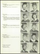 1957 San Angelo Central High School Yearbook Page 28 & 29