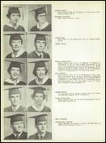 1957 San Angelo Central High School Yearbook Page 30 & 31