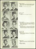 1957 San Angelo Central High School Yearbook Page 34 & 35