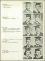 1957 San Angelo Central High School Yearbook Page 36 & 37