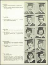 1957 San Angelo Central High School Yearbook Page 40 & 41
