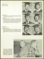 1957 San Angelo Central High School Yearbook Page 42 & 43