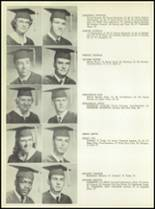 1957 San Angelo Central High School Yearbook Page 44 & 45