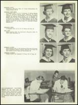1957 San Angelo Central High School Yearbook Page 46 & 47