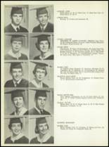 1957 San Angelo Central High School Yearbook Page 50 & 51