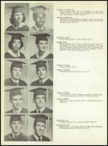 1957 San Angelo Central High School Yearbook Page 54 & 55
