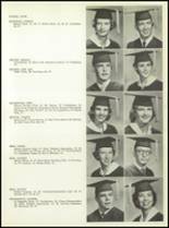 1957 San Angelo Central High School Yearbook Page 56 & 57