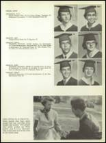 1957 San Angelo Central High School Yearbook Page 58 & 59