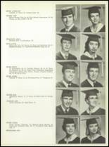 1957 San Angelo Central High School Yearbook Page 60 & 61