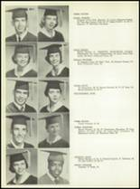 1957 San Angelo Central High School Yearbook Page 64 & 65
