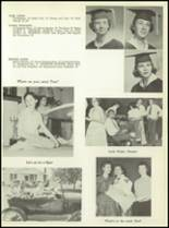 1957 San Angelo Central High School Yearbook Page 66 & 67