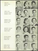 1957 San Angelo Central High School Yearbook Page 70 & 71