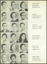 1957 San Angelo Central High School Yearbook Page 72 & 73