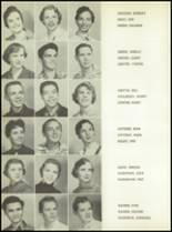 1957 San Angelo Central High School Yearbook Page 78 & 79