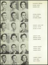 1957 San Angelo Central High School Yearbook Page 80 & 81