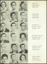 1957 San Angelo Central High School Yearbook Page 82 & 83