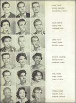 1957 San Angelo Central High School Yearbook Page 84 & 85