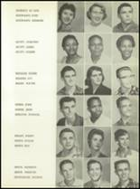1957 San Angelo Central High School Yearbook Page 86 & 87