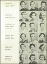 1957 San Angelo Central High School Yearbook Page 88 & 89