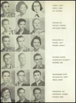 1957 San Angelo Central High School Yearbook Page 90 & 91