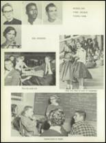 1957 San Angelo Central High School Yearbook Page 92 & 93