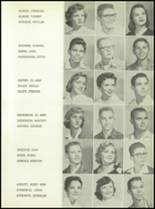 1957 San Angelo Central High School Yearbook Page 94 & 95