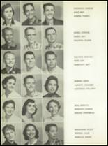 1957 San Angelo Central High School Yearbook Page 96 & 97