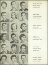 1957 San Angelo Central High School Yearbook Page 98 & 99
