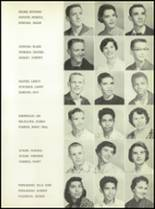 1957 San Angelo Central High School Yearbook Page 100 & 101