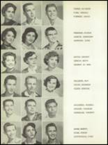 1957 San Angelo Central High School Yearbook Page 102 & 103