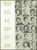 1957 San Angelo Central High School Yearbook Page 104 & 105
