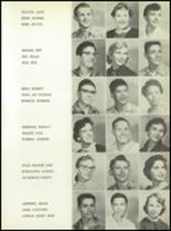 1957 San Angelo Central High School Yearbook Page 106 & 107