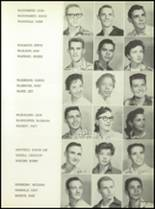 1957 San Angelo Central High School Yearbook Page 108 & 109