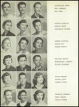 1957 San Angelo Central High School Yearbook Page 110 & 111